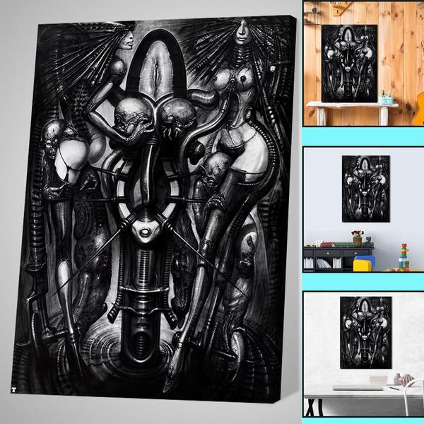 canvasprinting, Wall Art, hrgiger, festivaldecoration