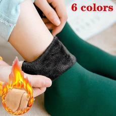 velvet, Winter, Socks, Gel