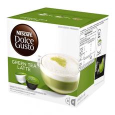 Tea, capsulecoffee, Green, Dolce