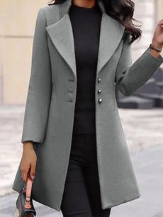 Blazer, Color, Coat, Pure Color