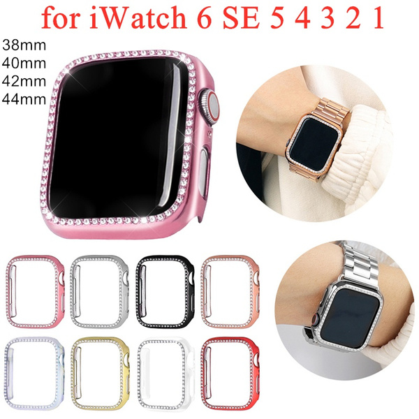 case, iwatch44mmblingcase, DIAMOND, Apple
