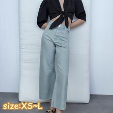 Woman, high waist, fit, pants