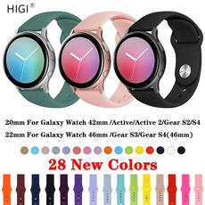 Bracelet, siliconewatchband, Samsung, Silicone