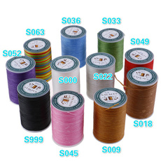 Cord, Polyester, Sewing, leather