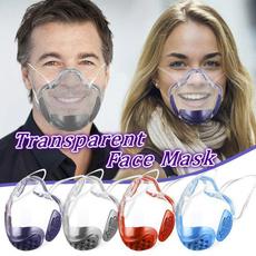 transparentmask, mouthmask, shield, faceshield
