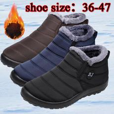 ankle boots, Umbrella, Winter, Waterproof
