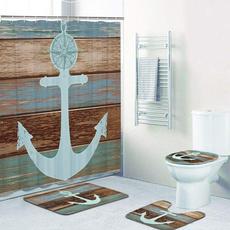 toilet, Mats, Waterproof, Cover