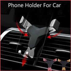 Smartphones, gravitybracket, phone holder, carphonholder
