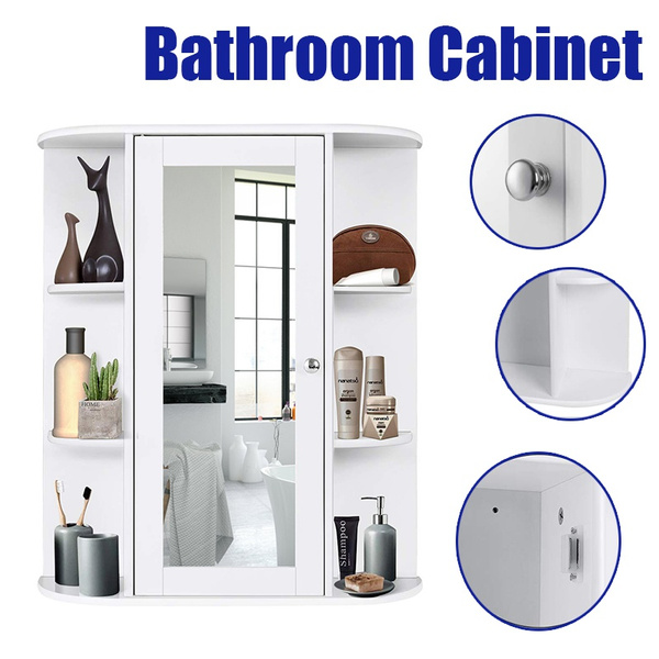 Bathroom, hangingcabinet, Home & Living, Shelf