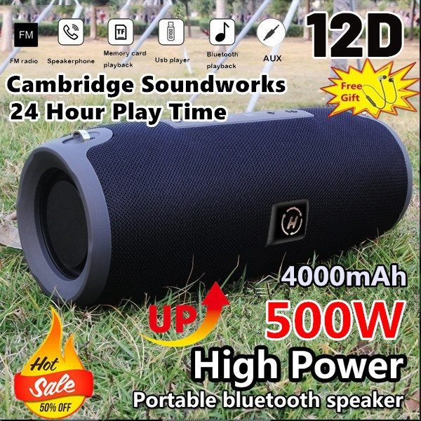 Outdoor, Waterproof, Mobile, bluetooth speaker