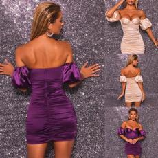 Mini, Strapless Dress, Fashion, Tube top