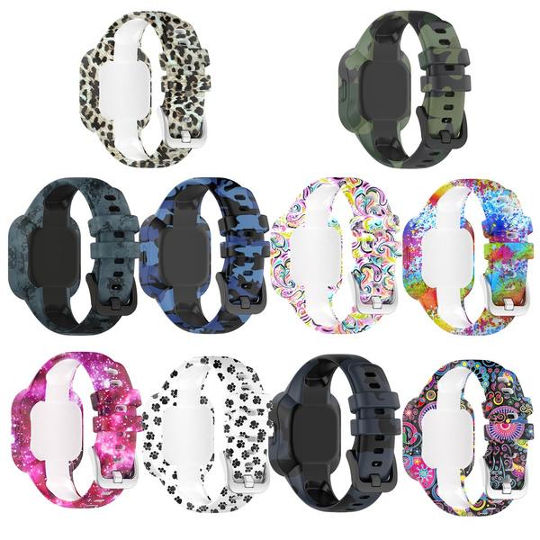 smartwatche, garminvivofitjr3, Wristbands, Silicone