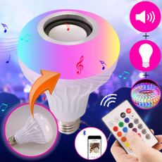 wirelesslightbulb, Blues, Head, led