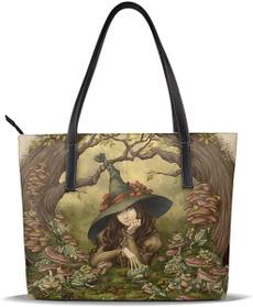 worktote, totebagforwomen, wiccan, purses