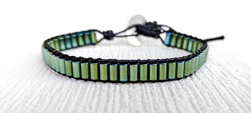 hematitemensbeadedbracelet, Jewelry, hand made bracelets, Bracelet