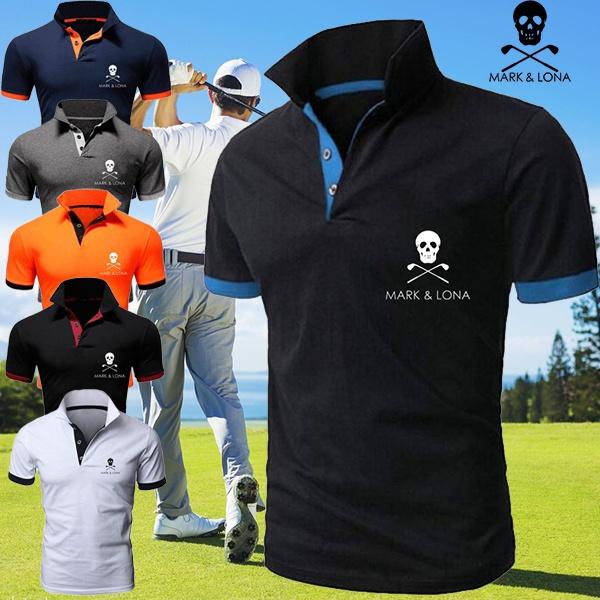 Tees & T-Shirts, Polo Shirts, Slim Fit, marklona