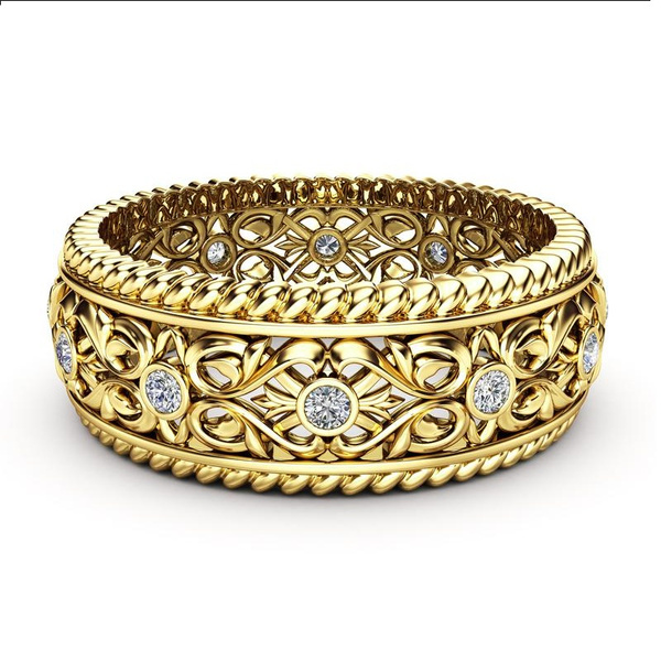 Fashion, Gifts, 925 silver rings, europeanandamericanstyle