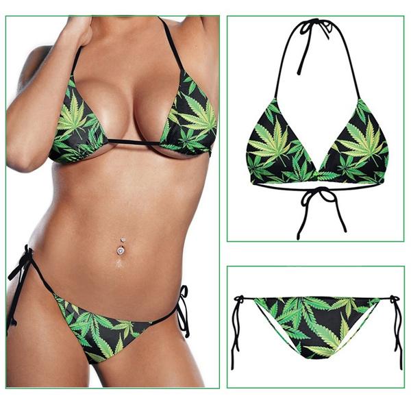 bathing suit, coverupsampbeachdresse, Bikinis Set, Halter