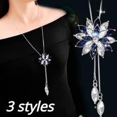Fashion, Jewelry, Chain, Sweaters