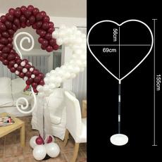 balloonhoop, Серце, Декор, weddingballoondecoration