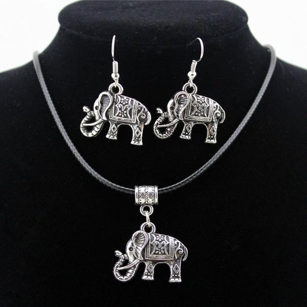 Chain Necklace, Jewelry, Chain, tibetansilver