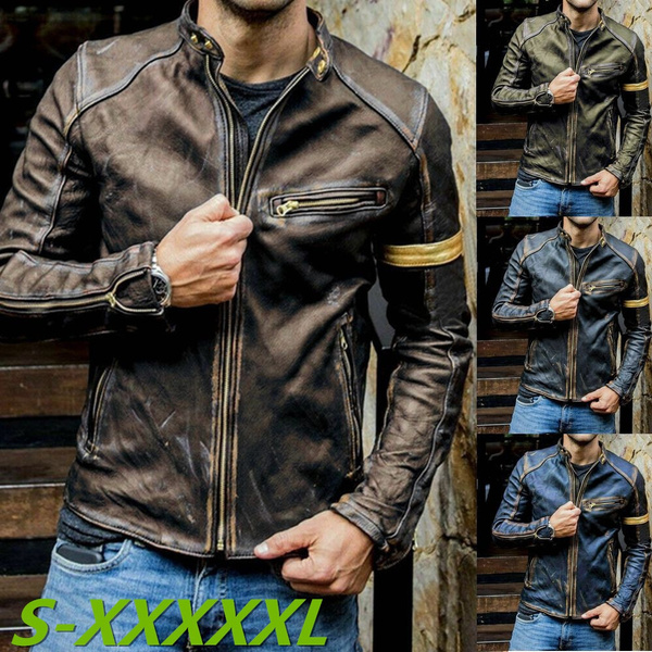 bikerjacket, Plus Size, Winter, Sleeve