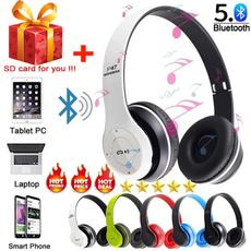 Headphones, Headset, Earphone, Foldable