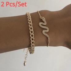 Charm Bracelet, Jewelry, Chain, Women jewelry
