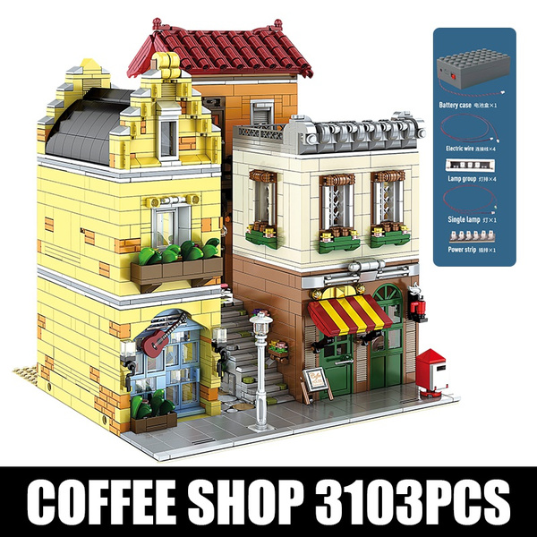 Coffee, Toy, Educational Products, assemblymodel