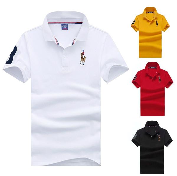 giraffe, Plus Size, Polo Shirts, Men's Shirt