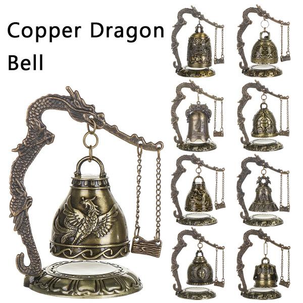 homedecorativecraft, copperdragonbell, buddhismart, carvedstatue
