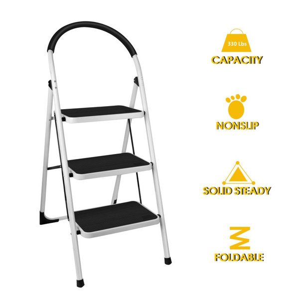 Home Supplies, 2stepladder, stepstool, Aluminum