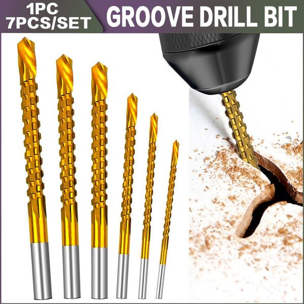 groovedrill, woodworkingdrillbit, holesawbit, spiral