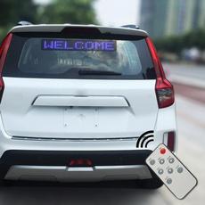 vehiclepartsaccessorie, led, Cars, leddisplay