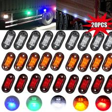 trailermarkerlight, led, Waterproof, trailerrunninglight