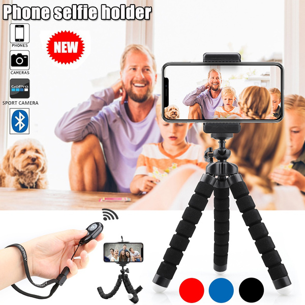 Remote Controls, phone holder, selfiestand, Mobile