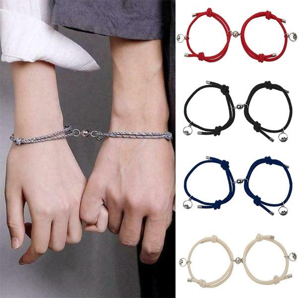 couplesbracelet, promisebracelet, loversbraceletsforcouple, Gifts