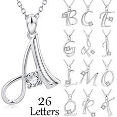 Pendant, Jewelry, Diamond Necklace, Women's Fashion