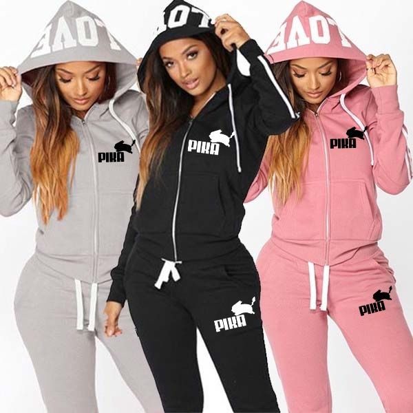 hooded, Athletics, Tracksuit women, hoodies for women