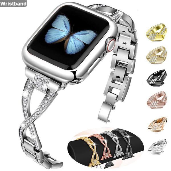 Jewelry, applewatch38mmstrap, applewatch38mmband, Chain