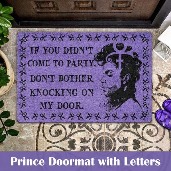 doormat, Decor, ifyoudidntcometopartydontbotherknockingonmydoor, Door