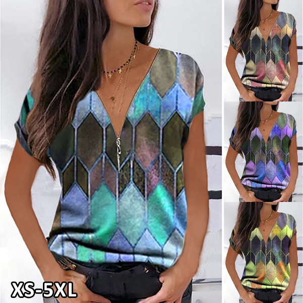 blouse, Tops & Tees, Plus Size, Sleeve