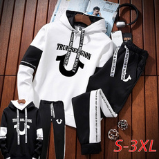 Fashion, suitsformen, Two-Piece Suits, hooded