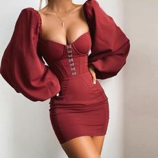 Dress, Shorts, short dress, soliddres