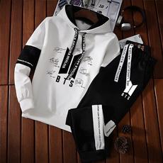 K-Pop, hooded, pants, track suit