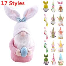 easterdecoration, cute, bunnydoll, facelessdoll