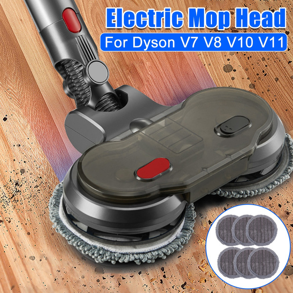 cleanerelectric, headmop, Head, Electric