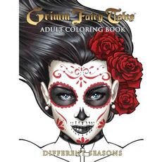 coloringbook, fairy, grimm, Entertainment