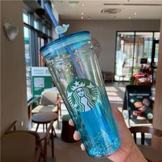 starbuckswaterbottle, starbucksglasswaterbottleslate, Cup, Glass