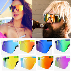 case, Goggles, Fashion, Green